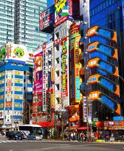 Quartier d'Akihabara - Tokyo
