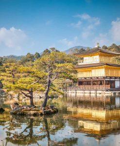 Le pavillon d'or (Kinkaku-ji)