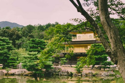 Pavillon d'or (Kinkaku-ji)