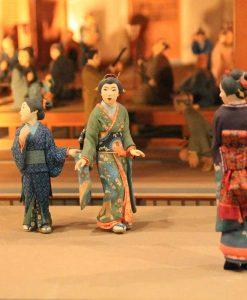 Le musée d'Edo Tokyo