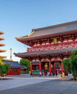 Temple Sensō-ji (Sanctuaire Asakusa) - Tokyo