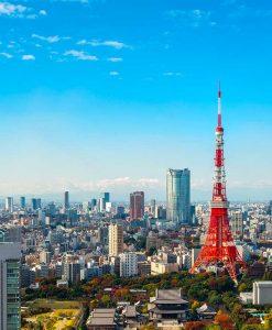 Tour de Tokyo - Japon