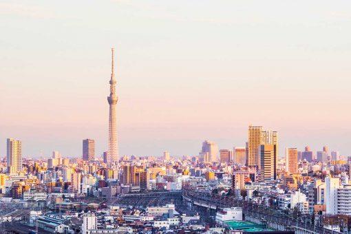Tour SkyTree - Tokyo