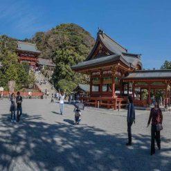 Tsurugaoka Hachimangu 鶴岡八幡宮